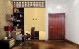 2017 моды спальня Furniture-Wardrobe кабинета и кровать (zy-011)