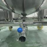 Réservoir de Stockage de Matériels D'acier Inoxydable de Mzh-S