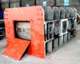 Machine concasseuse en pierre dure de double roulis avec la qualité