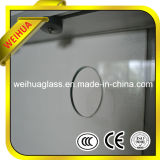 6mm / 8mm / 10mm / 12mm / 15mm / 19mm Clear Toughen Glass com CE / ISO9001 / SGS / CCC