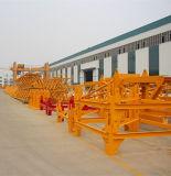 Popular hecho en grúa caliente de las exportaciones 12t de China de China