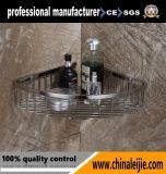 贅沢な高品質のステンレス鋼の浴室のアクセサリの実用的なバスケット