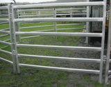 Caliente-Sumergido galvanizar el panel de las ovejas/el panel usado del corral/el panel del corral del ganado