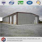 Luz de prefabricados Sinoacme Estrutura de aço para construção