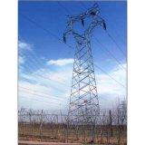 Torre de acero de la transmisión del tubo de Customed