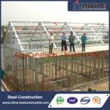 Aço Prefab Structurre Villa House Construcition para o hotel /home