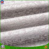 Tissu de rideau en polyester tissé par arrêt total imperméable à l'eau à la maison chaud de 2017 francs de textile
