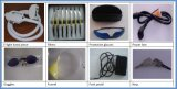 equipamento da beleza da remoção do cabelo da E-Luz 3handles (IPL+RF)