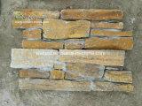 ينقسم سطحيّة صدئة لون أردواز مرويت طبيعيّ حجارة قشرة