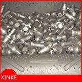 Tumblast Riemen-Gummispur-kleine Granaliengebläse-Maschine