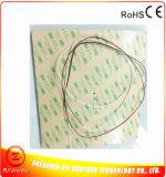 riscaldatore della gomma di silicone di 250*250*1.5mm per la stampante 3D