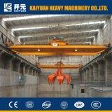 移動可能な電気橋タイプグラブクレーン