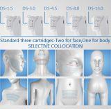 Levantamento e corpo de face de Hifu que dão forma à máquina da beleza