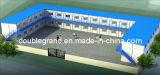 Camera prefabbricata modulare semplice con il tetto del comitato di Sanwich e la parete (DG9-020)
