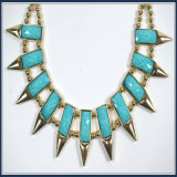 De nieuwe Juwelen van de Halsband van de Manier van het Punt van het Punt van het Ontwerp Scherpe Elegante