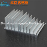 Perfil de alumínio da extrusão para o dissipador de calor com anodização