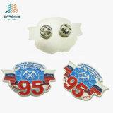 ロシアのペンキの骨董品の銀カラー警察のバッジのためのカスタマイズされた記念品