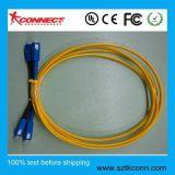 Sc Sm Dúplex 1mter Cable de conexión de fibra