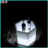 Cubo claro - colorir a luz impermeável em mudança do diodo emissor de luz
