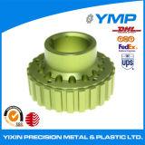 Servicio personalizado de Metalurgia de Precisión de mecanizado CNC cubierta con