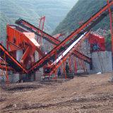 Tela de vibração resistente da peneira usada na mina de ouro