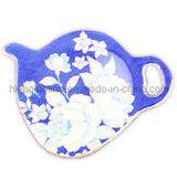 Suporte do saco de chá da melamina (PT197)