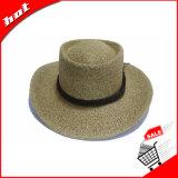 Papel tecido Cowboy Chapéu de Palha