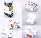 Einfaches Foldable Color Corrugated Paper Box für Handy Packaging
