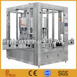 가득 차있는 자동적인 회전하는 액체 병 충전물 충전물 기계