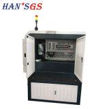 500W de alta precisión pequeñas máquinas de corte láser de lámina metálica delgada anticorrosión de desgaste