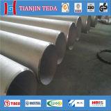 Austenitic / Duplex Stainless Steel Hollow Bar, ASTM A511 TP304 / 304L Tp316 / 316L Pickled Recuit