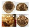 사람의 모발 강타 또는 고품질 Chignon 또는 머리 부속품