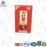 Matériau de conditionnement aseptique pour le lait UHT et jus de fruits