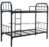 Militar Atacado Cheap Hotel Adjustable Army Double Iron Bunk Bed