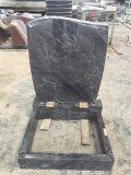 Meer Goedkope Grafstenen van de Grafzerk van de Monumenten van de Prijzen van de Grafstenen van de Tellers van Ontwerpen Ernstige Herdenkings