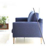 2017 Più nuovo mobiletto di legno del tessuto moderno del sofà