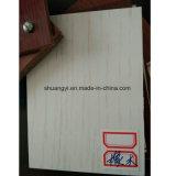 실내 나무로 되는 PVC MDF 문 및 넘치는 문