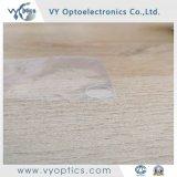 De optische Vensters van het Glas met Gouden Deklaag op Rand