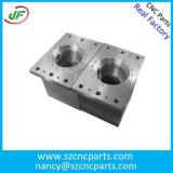 Metalteil-Aluminium CNC-drehenteil CNC-Drehbank-maschinell bearbeitenteil