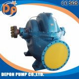 Pompe à eau à débit élevé à carburant électrique ou à carburant diesel