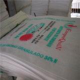 Sacchetto tessuto della laminazione BOPP dei pp per l'imballaggio 50kg del riso del seme