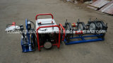 Оборудование сварки в стык трубы HDPE Sud160h