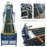 Câmara de ar da tubulação da ventilação do duto de HAVC produzindo fazendo a máquina