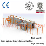 Cyclone multi Recovery System dans Powder Coating Line