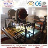 Macchina rigida dell'espulsione dello strato della pellicola di colore trasparente di plastica del PVC del calendario dei 5 rulli