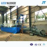 6 Zoll-Sand-ausbaggernde Maschinen-Fluss-Sand-ausbaggernde Lieferung