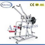 Salle de gym Commercial Machines d'exercice ISO-latérale large tirez vers le bas /Fitness & body building