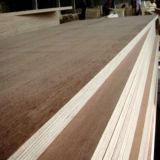 Marina Okoume lámina de madera contrachapada Meranti Madera contrachapada para Muebles 1220 * 2440 * 15mm