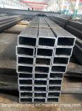 50mmx30mmの黒い長方形鋼管