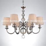 Lâmpada de iluminação moderna de lustre de lustre com a lâmpada LED (SL2010-6)